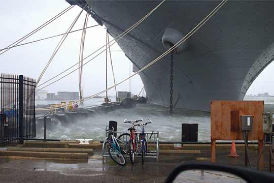 إعصار إيزابيل